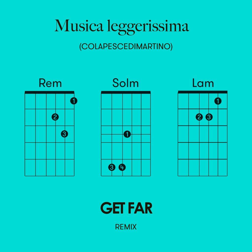Colapesce, Dimartino – Musica leggerissima [Get_Far_Remix]